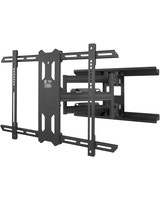 Kanto PDX650 Wall Mount for TV - Black